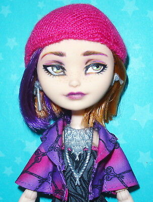 Ever After High Ooak Custom Repaint Through The Woods Poppy O'hair Doll & Outfit
