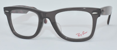 272bdaa336 New Authentic Ray Ban Eyeglasses Rb5121F 5628 Asian Fit Brown tortoise 50-22