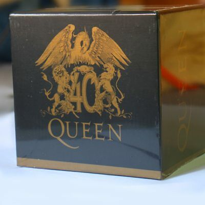 The Queen 40th Anniversary 30 CD Box Set Album Full Collection Factory Sealed K7