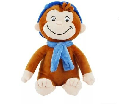 Curioso Come George Curious Plush 30 Cm 4 Versioni