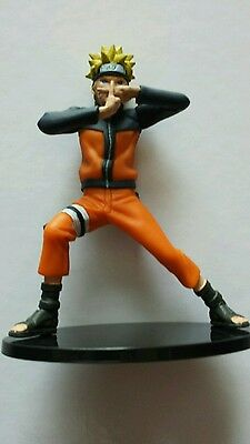 Naruto Shippuden Figurine Naruto En Loose Collection Altaya Neuf