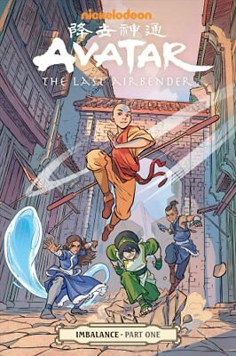 Avatar: The Last Airbender - Imbalance Part One 9781506704890 (Paperback, 2018)