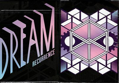 Dream Recurrence Reverie Standard Playing Cards Poker Size Deck USPCC Custom New
