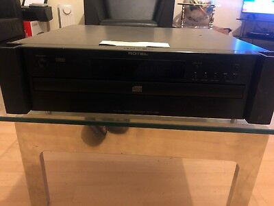 Rotel Rcc-1055 Cd Multidisc Changer