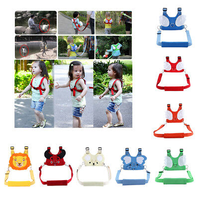 Toddler Kids Baby Safety Harness Belt Walking Strap Keeper Anti Lost Leash