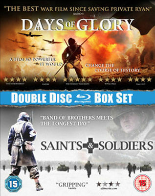 Saints & Soldiers / Days Of Glory Blu-Ray Blu-Ray Neuf (MTDBD5549)