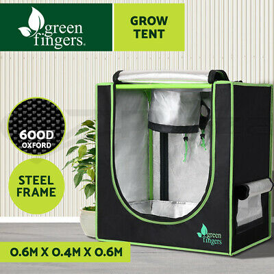Greenfingers 60 x 40 x 60cm Hydroponics Grow Tent Kits Indoor Grow System
