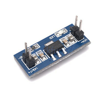 2X 4.5V-7V to 3.3V AMS1117-3.3V Power Supply Module AMS1117-3.3