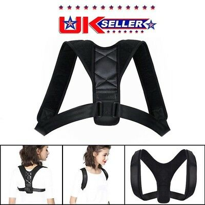 Wellness Posture Corrector Straight Back Medical Correction Kyphosis LocalSeller