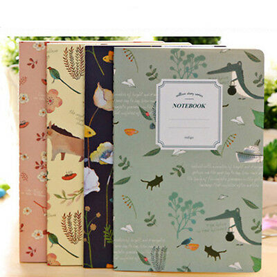 Nice Nature Animal Plant A5 Notebook 32 Page Notepad Diary Journal Office School