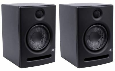 "2x Presonus Eris E5 5.25"" Inch 2-Way Active Powered Studio Reference Monitors"