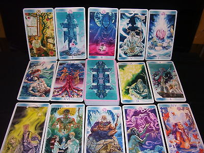 Brand New & Sealed! Shaman Tarot Card Oracle Direct Knowledge Spiritual Healing