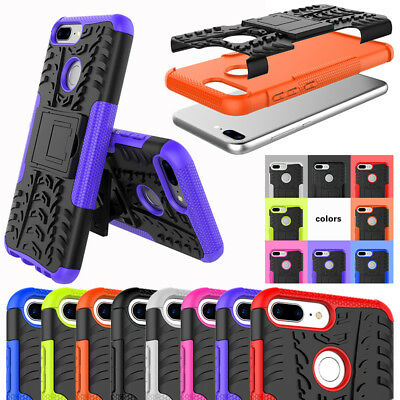 For Huawei Honor 9 Lite Hybrid Rugged Armor High Impact Case PC Shockproof Cover