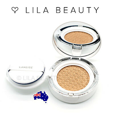 Laneige BB Cushion Pore Control SPF 50+ PA+++ With Extra Refill (#21 #23) 2*15g