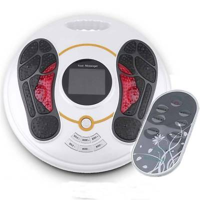 INFRARED HEATED FOOT MASSAGER HEALTH Cieculation Booster Remote Foot Care Gift