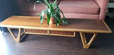 MCM - Mid Century Modern Lane Perception Coffee Table 1960s - GREAT condition