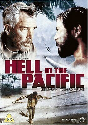 Hell In The Pacific - Sealed NEW DVD - Lee Marvin