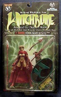 1998 Limited Edition Collecting Figures Scarlet Medieval Witchblade Nip