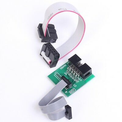 PinBoard 1.27mm to 2.54mm Cable Converter for Zigbee Bluetooth Emulator Download