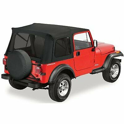 1976 1995 Jeep Wrangler Amp Cj7 Soft Top Kit For Jeeps W