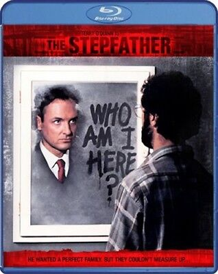 THE STEPFATHER New Sealed Blu-ray 1987
