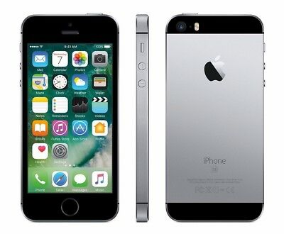Apple iPhone SE 16GB 64GB AT&T A1662 iOS Smartphone GOOD CONDITION