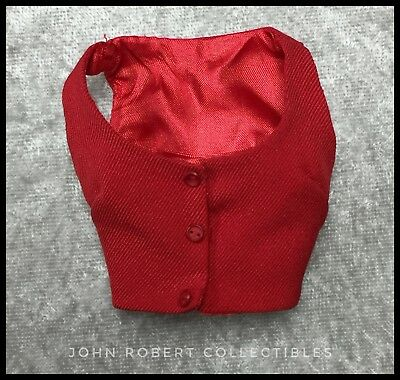 Integrity Toys Poppy Parker Co-Ed Cutie Red Vest City Sweetheart New