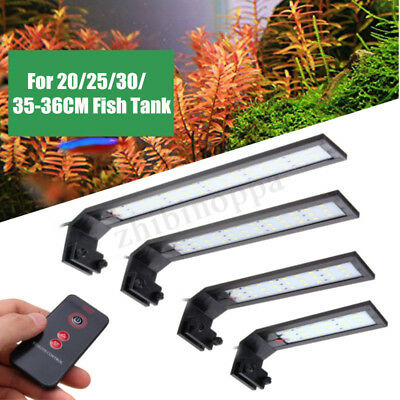 20-36CM 7-18W Chihiros C-Series Aquatic Aquarium Fish Tank Light 5730LED Lamp