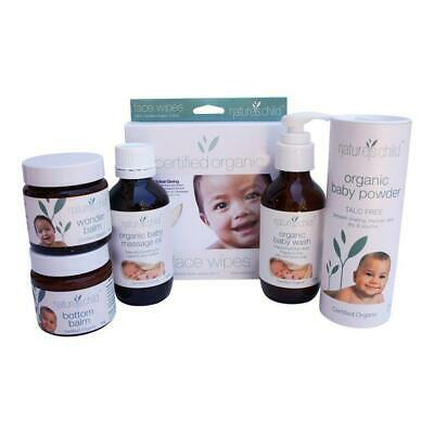 Nature's Child Organic Gift Bundle Eco Environmentally Friendly