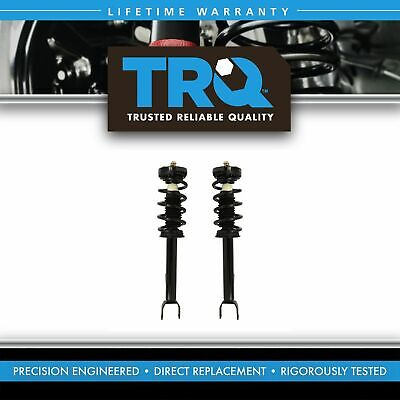 Front Loaded Complete Shock Strut Spring Assembly Pair for Challenger Charger