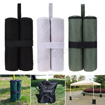 acb77b660465 ABCCANOPY OUTDOOR POP Up Canopy Tent Gazebo Weight Sand Bag Anchor ...