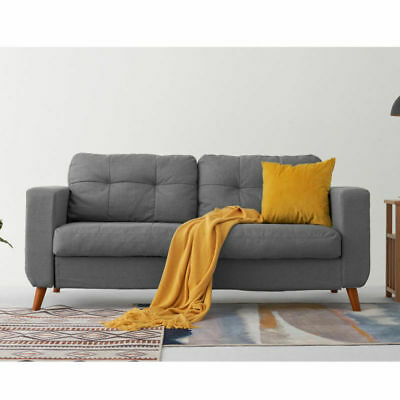 Astounding Panana Modern 3 2 Seater Sofa Suite Linen Fabric Sofa Solid Uwap Interior Chair Design Uwaporg