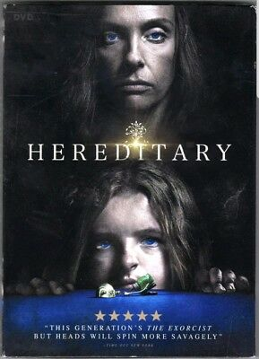 Hereditary Dvd Movie 2018 (Toni collette) new year sale