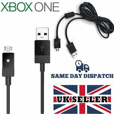 Micro Usb Charging Cable For Xbox One Controller Play And Charge Uk