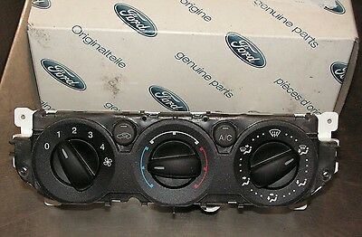 Ford SMax/Galaxy Heater Control Finis Code 1379248 Genuine Ford Part