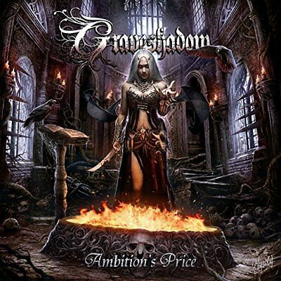 Graveshadow-Ambitions Price Cd New