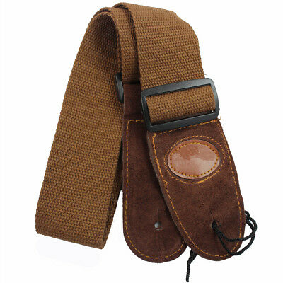 Adjustable Belt Play Nylon Guitar Strap Soft Bass Acoustic Electric Stunning