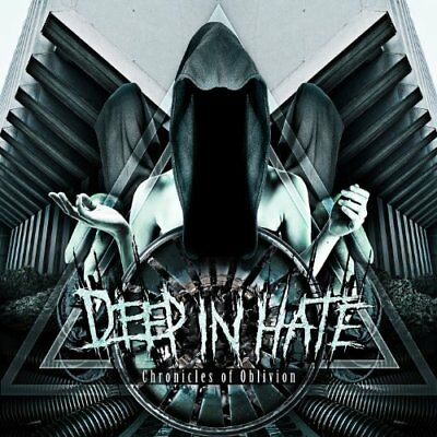 Deep In Hate-Chronicles Of Oblivion Cd New