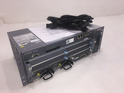 MX104-AC Juniper MX104 (AMX1100) Router Tested Working 1y Warranty Free Shipping