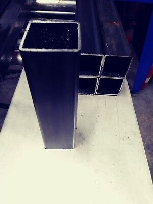 """1-3/4"""" X 1-3/4"""" X 14 gage .083 Wall Tube 12 in length square steel"""