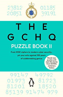 Gchq Puzzle Book Ii BOOKH NEW