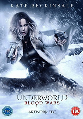Underworld Blood Wars DVD NEW