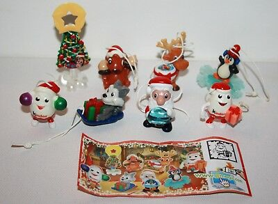 Serie Kinder Noel 2013 - Weihnachtsparty / Ft154 A Ft161  + 1 Bpz