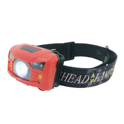 BABALI Motion Sensor USB Rechargeable LED Waterproof Best Backpacking Headlamp