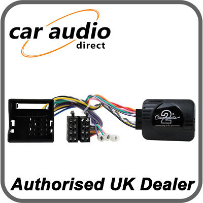 Connects2 CTSVW003.2 Stalk Adapter for VW Touareg/Multivan