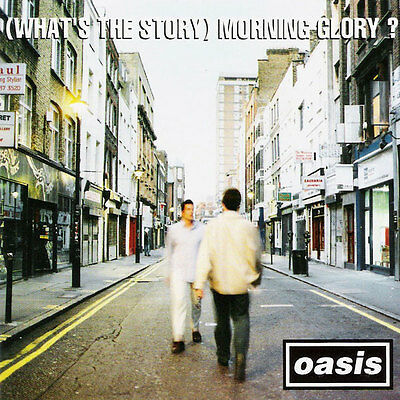 Oasis What's The Story Morning Glory New Sealed 180G 2Lp Reissue In Stock