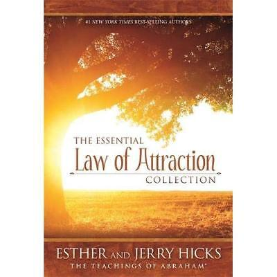 The Essential Law of Attraction Collection - Paperback NEW Esther and Jerr 2015-