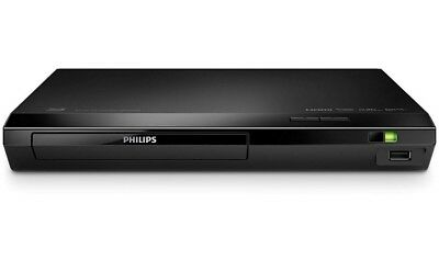 PHILIPS AUDIO Philips BDP2590B BDP2590 B Blu-ray Player / DVD-Player (Schwarz)