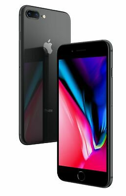 Apple iPhone 8 Plus 64GB Space Gray - Factory GSM Unlocked AT&T/ T-Mobile Phone