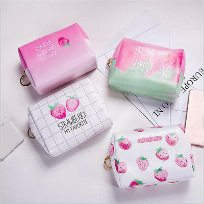 Creative Make Up Bag Women Travel Cosmetic Pouch Toiletry Case Lady Wash Bag AG